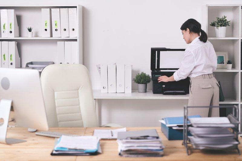 drukowanie biurowe